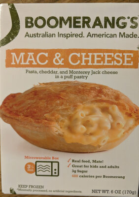 MAC & CHEESE - Product