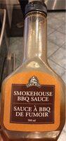 Smokehouse BBQ sauce - Product - fr