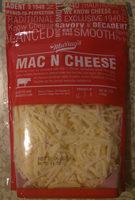 Mac N Cheese cheese - Product