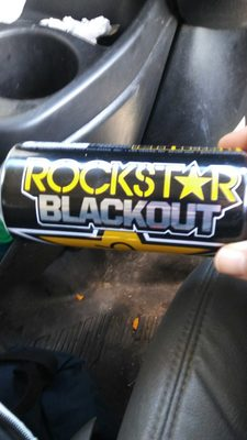 Blackout Energy Drink - Product