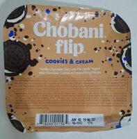 Cookies & cream - Produit - en