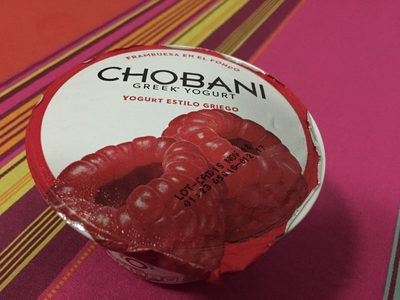 Greek yogurt - Product