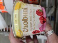 Chobani Greek yogurt 5.3oz - Product - en