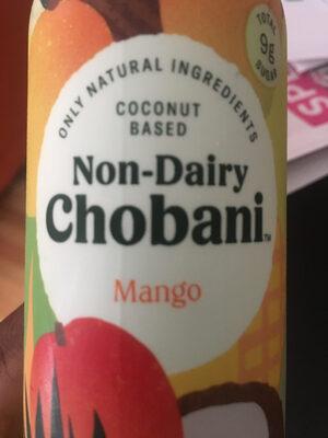 Non-Dairy Chobani - Product