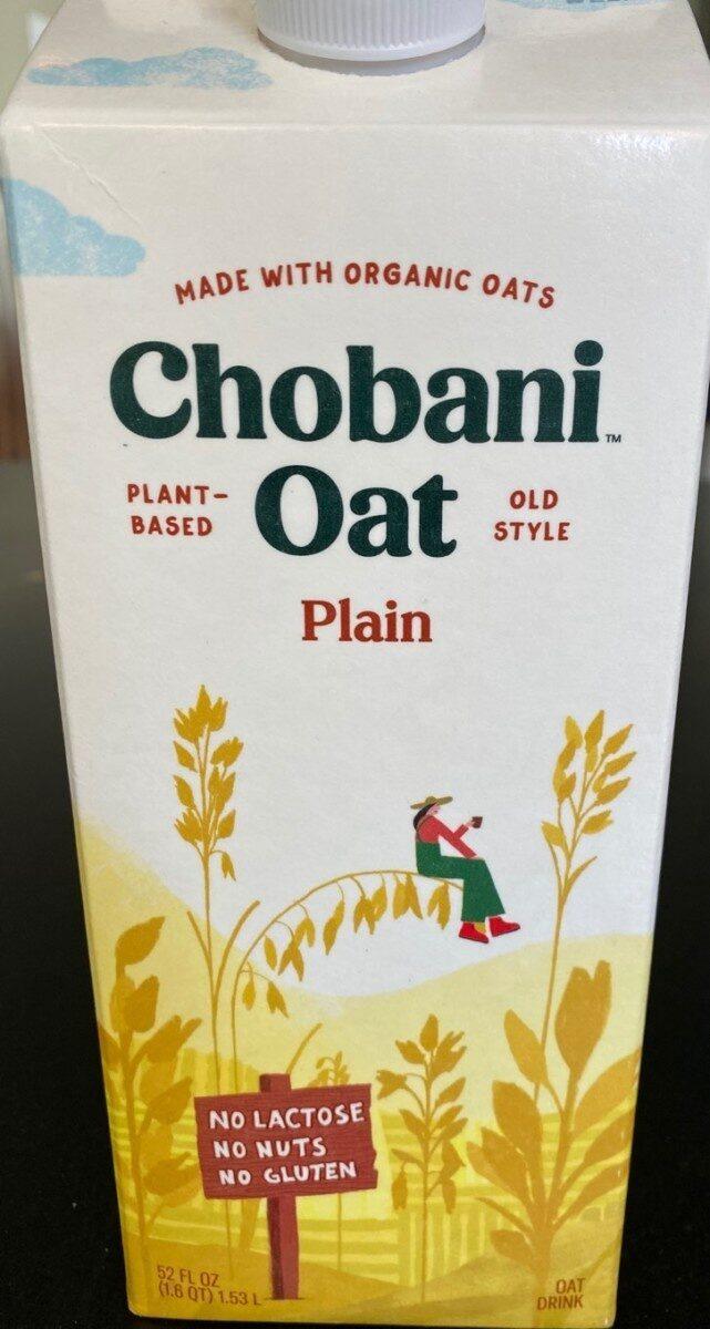 Oat Plain - Product - en