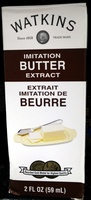 Imitation Butter Extract - Product - en