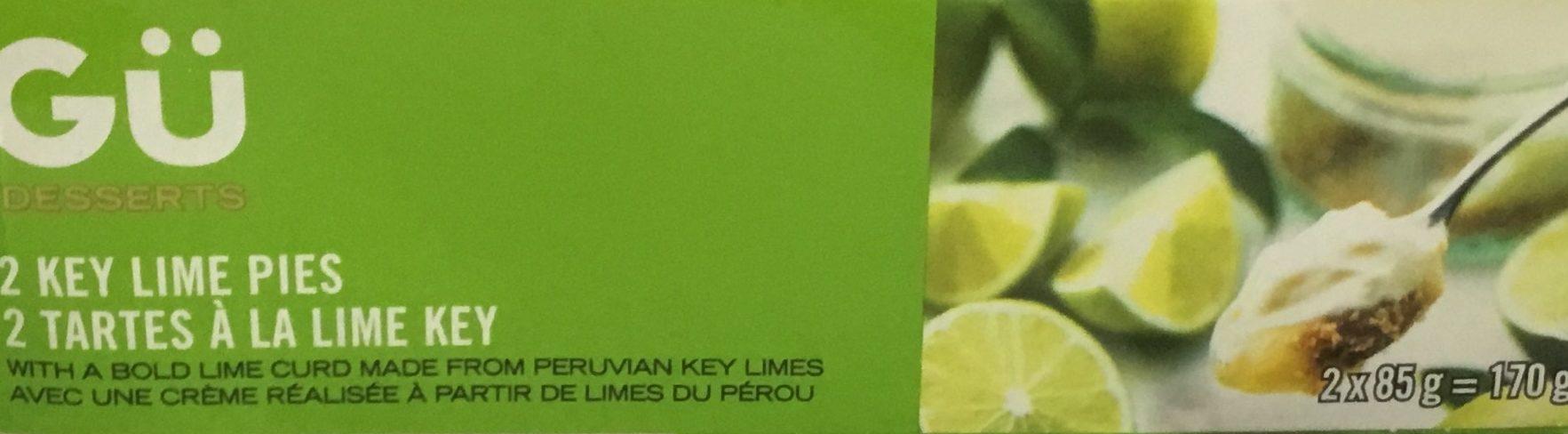 Tarte à la lime Key - Product - fr