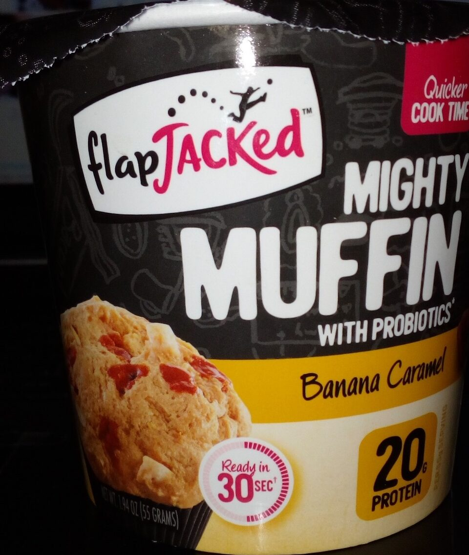Mighty muffin with probiotics - Produit - fr