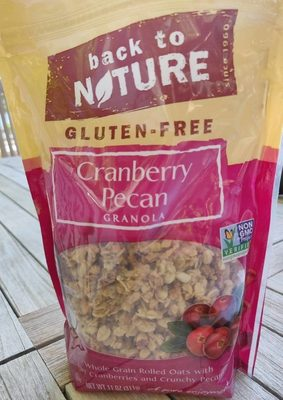 Cranberry Pecan Granola - Product