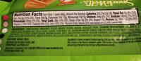 Vanilla creme sandwich cookies - Ingredients