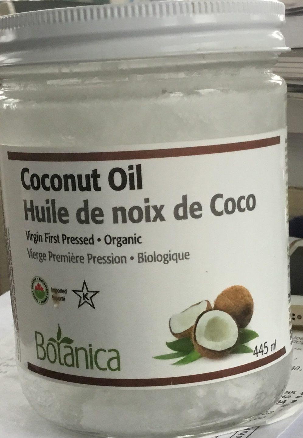 Huile de Noix de Coco - Product