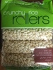 Crunchy rollers snack - Product