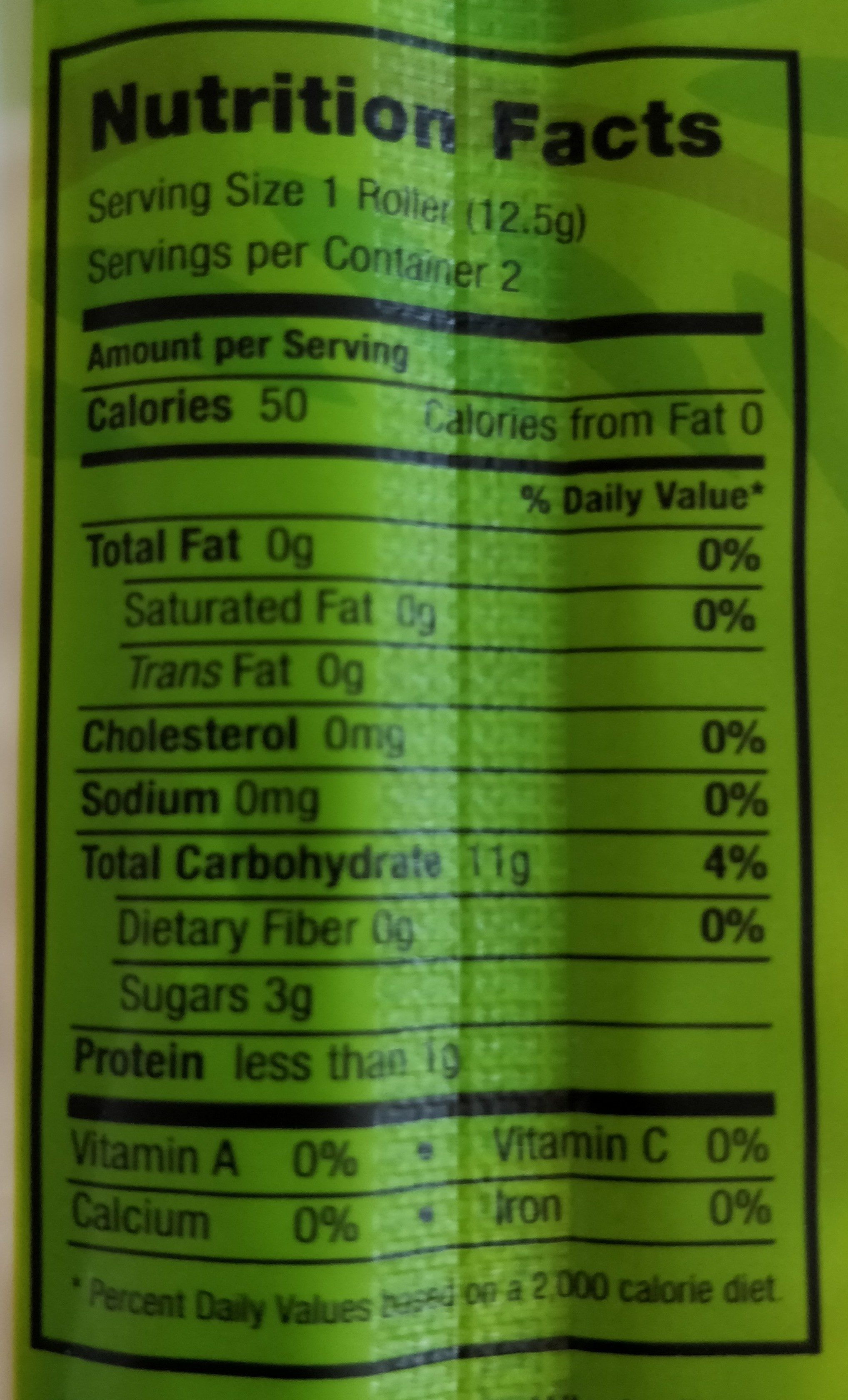 Organic brown rice - Nutrition facts - en