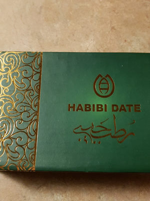 Habibi dates - Product - fr