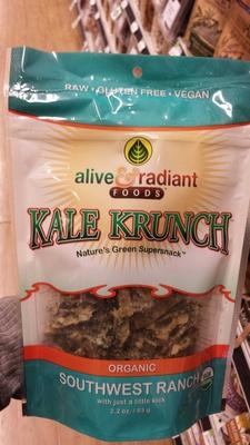 Southwest Ranch Kale Krunch - Product
