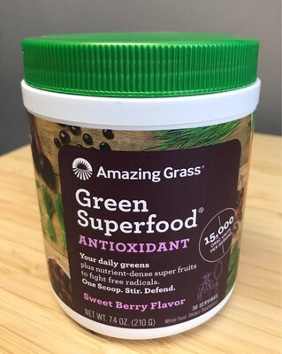 Green Superfood - Product - en