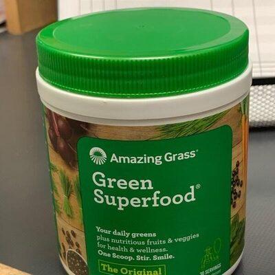 Green Super Food - Product - en
