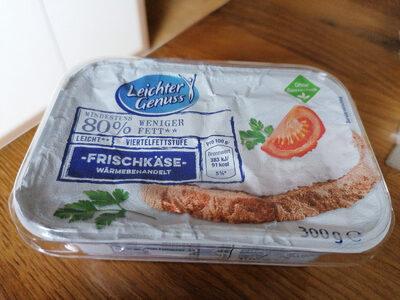 Frischkäse 80 % weniger Fett - Product - de