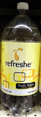 Refreshe Tonic Water - Produit - en