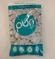 Sugar free chewing gum - Product - en
