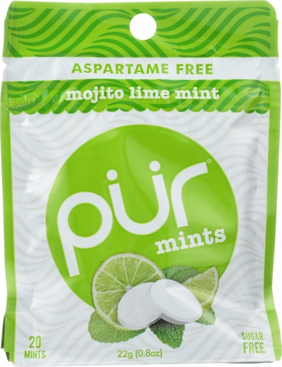 Mints mint mojito lime - Product - en