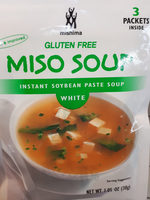 Miso soup - Product - en