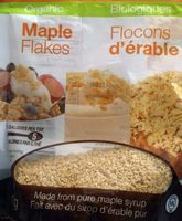 Flocons D'érable Biologiques - Product - fr