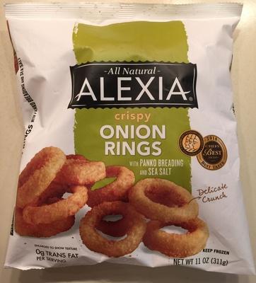 Crispy Onion Rings - Produit - en