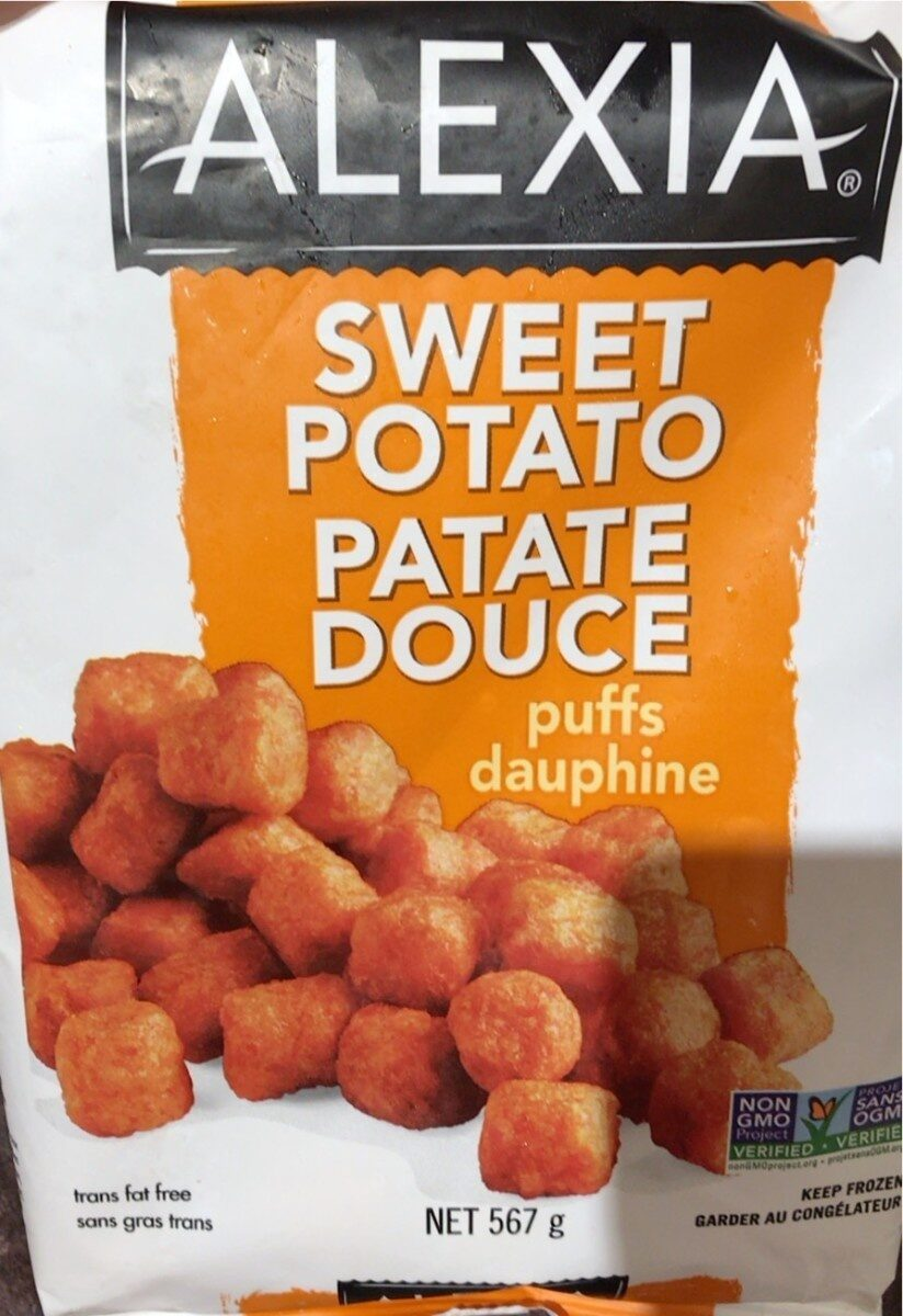 Dauphine patate douce - Product - en
