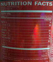 Syntha-6: Ultra Premium Protein Matrix - Nutrition facts - en