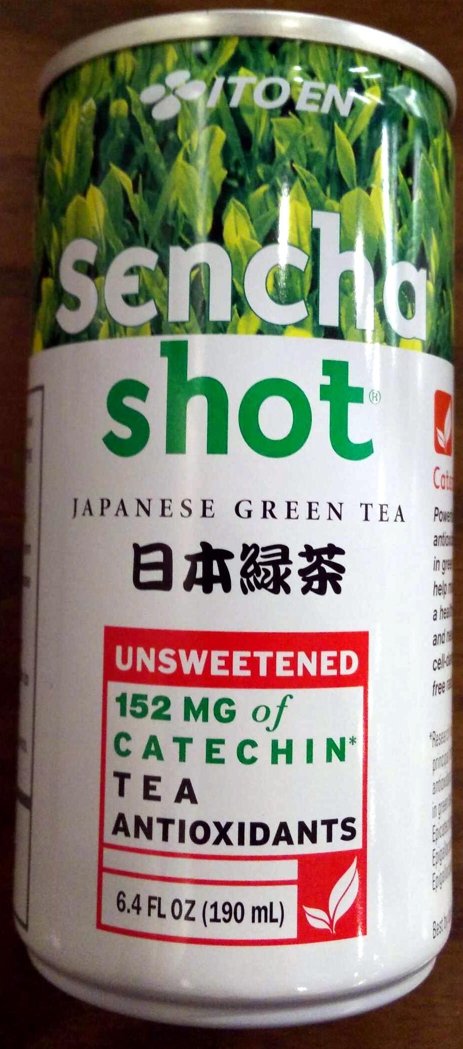 Sencha Shot - Product