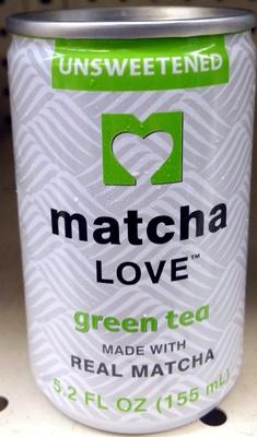 Unsweetened Matcha Love - Product