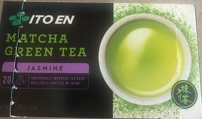 Matcha green tea - Product