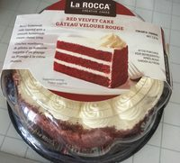 Gâteau Velours Rouge - Product