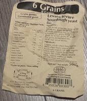 6 Grains - Product - fr