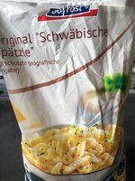 Original Schwäbische Spätzle - Produkt