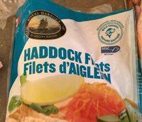 Haddock filets - Produit - fr