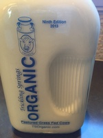 Organic whole milk - Product