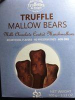 Truffle mallow bear - Product