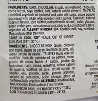 snacking chocolate - Ingredients - fr
