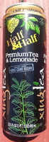 Premium tea & lemonade - Product