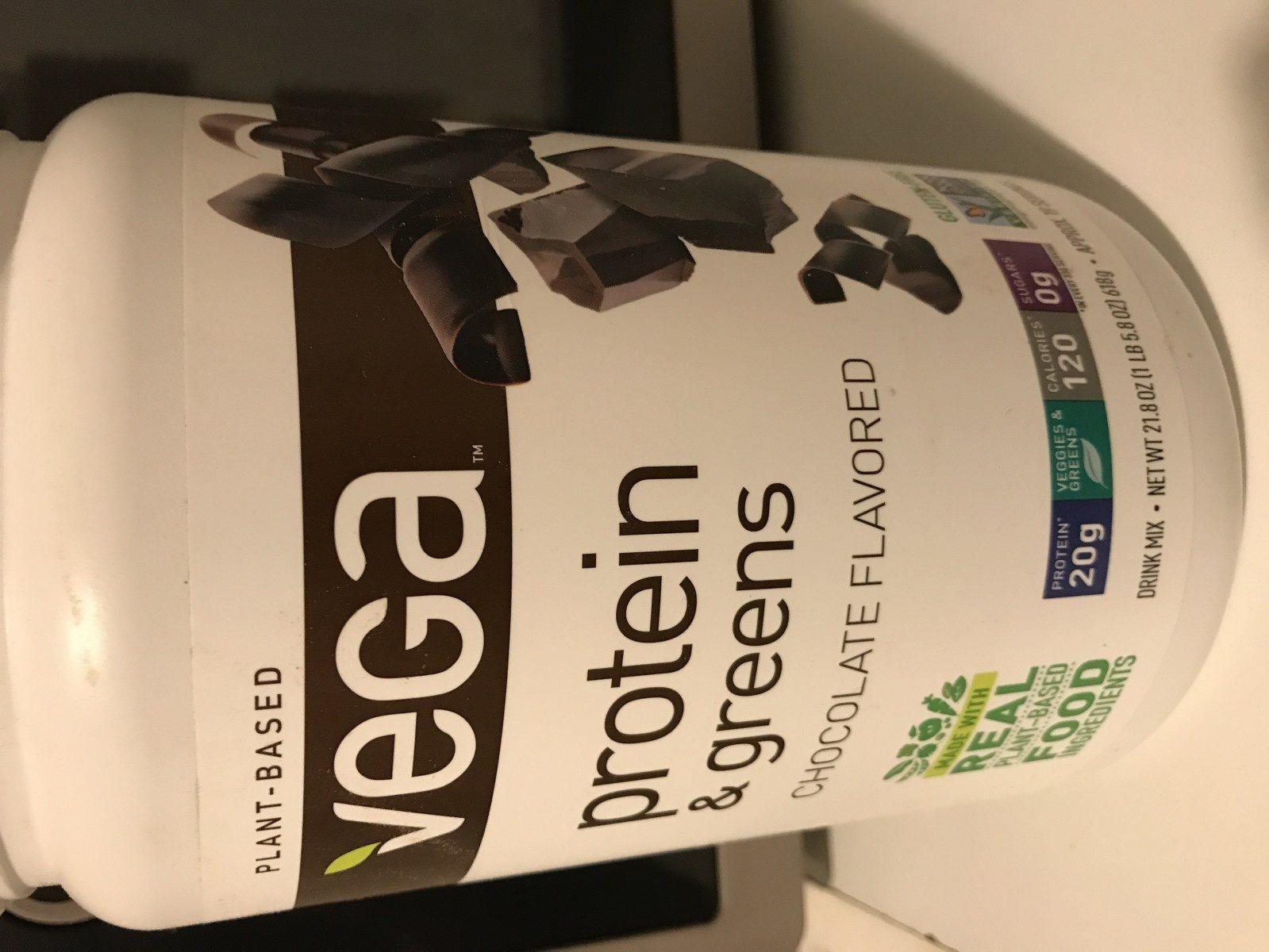 Vega protein & greens - Ingredients