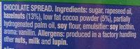 Delinut Original - Ingredients