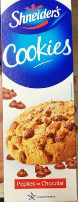 Cookies Pepites De Choc - Produit - fr
