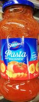 Pasta sauce bolognaise - Product - fr