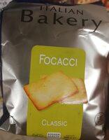 Foccaci Classic - Produit - fr