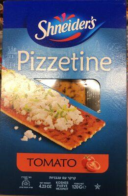 Schneiders Pizzetine Tomato - Product - fr