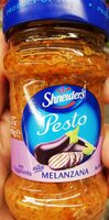 Pesto Melanzana Shneider's - Product - fr
