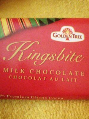 Kingsbite chocolat au lait - Product - fr