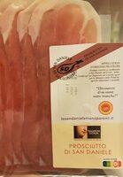 Prosciutto di San daniele - Produit - fr